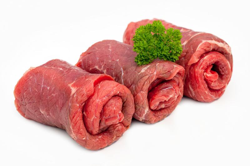 Neues Fleischsortiment